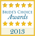 2013 Bride's Choice Award